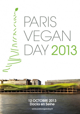 Paris Vegan Day 2013