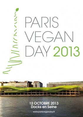 Paris Vegan Day 2013