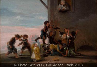 exposition Goya et la Modernité à la Pinacotheque