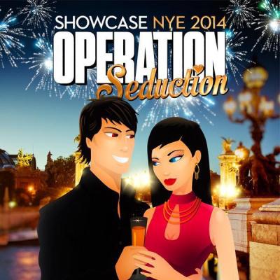 SHOWCASE NYE 2014 ( Opération Séduction )