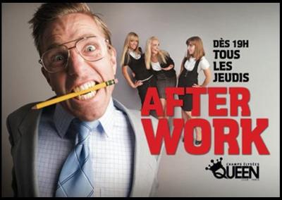 Afterwork au Queen