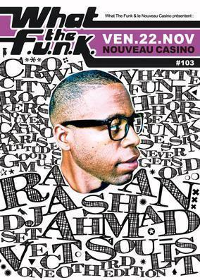 Raashan Ahmad + Vect + Soulist (What The Funk #103)