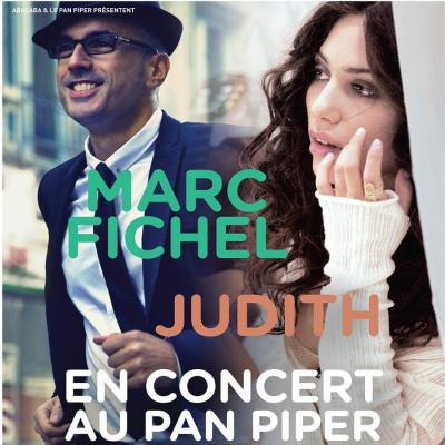 JUDITH + MARC FICHEL