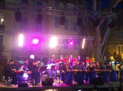 Pernoud Jazz Big Works en concert