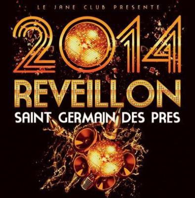 Le Réveillon de Saint-Germain des Prés