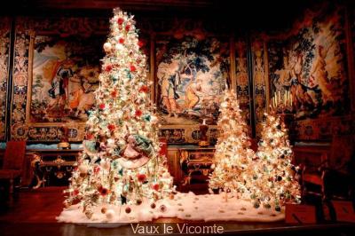 Noël au Château de Vaux le Vicomte 2013