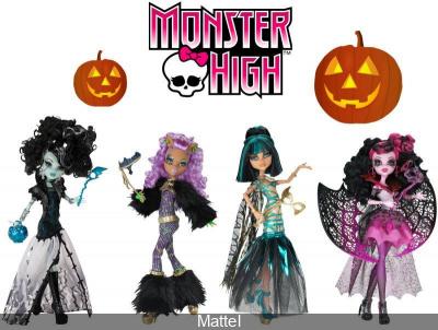 Halloween avec Monster High sur les Bateaux Parisiens