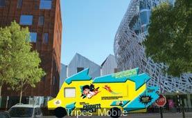 Tripes' Mobile à paris
