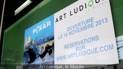 Le Musée Art Ludique à Paris
