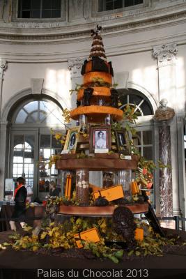 Le Palais du Chocolat au Château de Vaux le Vicomte