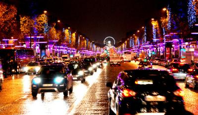 Les illuminations de no l paris 2017 dates des - Illumination noel paris 2017 ...