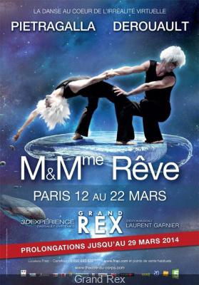 Mr et Mme Reve au Grand rex, prolongations