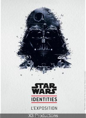 Exposition Star Wars à la Ciité du Cinéma à Paris