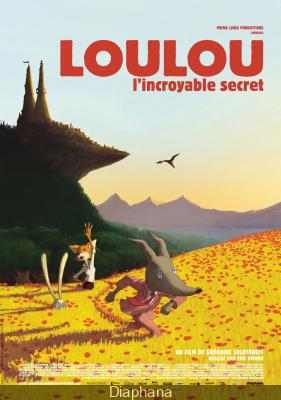 Loulou, l'incroyable secret au cinéma