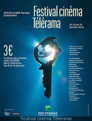 Festival cinéma Télérama 2014