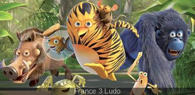 Le Cinéma des Berges France 3 Ludo pour les enfants