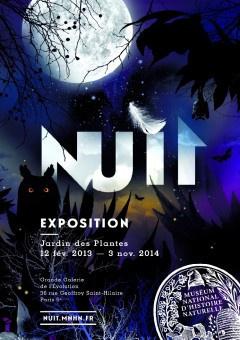 exposition nuit au museum d'histoire naturelle
