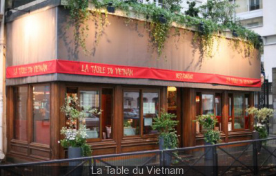 La Table du Vietnam fête le Nouvel an Vietnamien