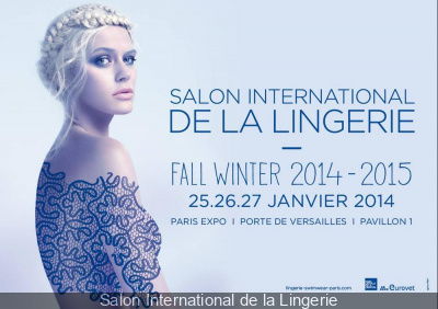 Salon International de la Lingerie 2014