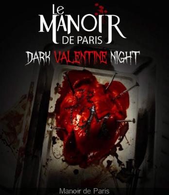 La Saint Valentin Au Manoir De Paris