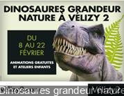 dinosaures velizy 2
