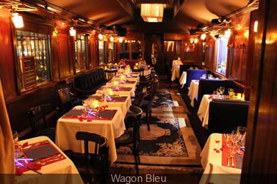 Saint Valentin 2014 au Wagon Bleu