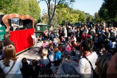Les vacances de f vrier au jardin d 39 acclimatation for Au jardin d acclimatation