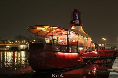 Le Wagon : nouveau bar-restaurant du Batofar