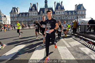 Le Semi Marathon de Paris 2014, les résultats