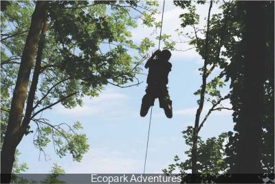 Ecopark Adventures du Moulin de Sannois
