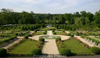 P ques au jardin potager des princes chantilly for Jardin remarquable 2015