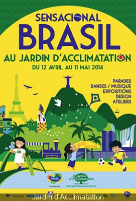 Sensacional brasil au jardin d 39 acclimatation - Aller au jardin d acclimatation ...