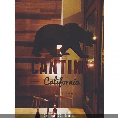 cantine california restaurant