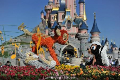 Disneyland Paris, le programme du printemps