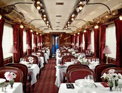 Restaurant éphémère Orient Express