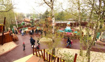 Parc Astérix 2014, la forêt d'Idefix et ses nouveautés