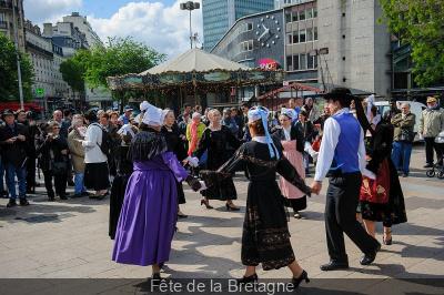 La Fête de la Bretagne 2014 à Paris