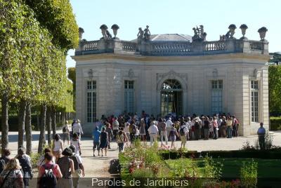 Visite privée du Domaine de Trianon avec Alain Baraton