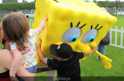 Solidays 2014 : l'espace kids