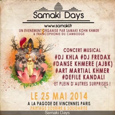 Samaki Days à la Pagode