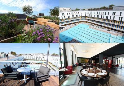 molitor piscine h tel restaurant rooftop et spa