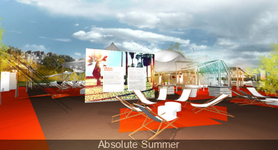 Absolute Summer by Mode City 2014