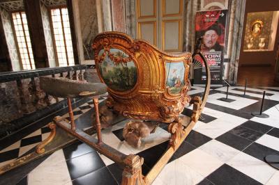 La Chine à Versailles, l'exposition au Château de Versailles