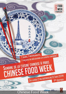 Chinese Food Week à Paris