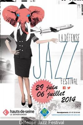 Défense Jazz Festival 2014