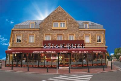 Asian Grill, restaurant asiatique à volonté de Saint-Cyr-l'Ecole