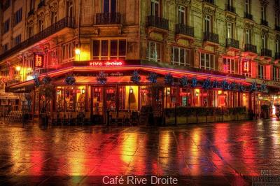 Coupe du monde de football 2014 : Le Café Rive Droite