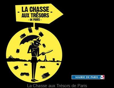 La Chasse aux Trésors de Paris 2014