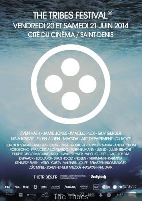 the tribes cité du cinéma