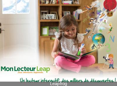 Leapfrog et Oxybul invite des enfants à des ateliers gratuits